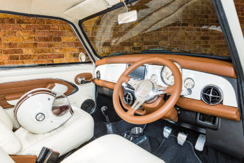 Mini Remastered Interior
